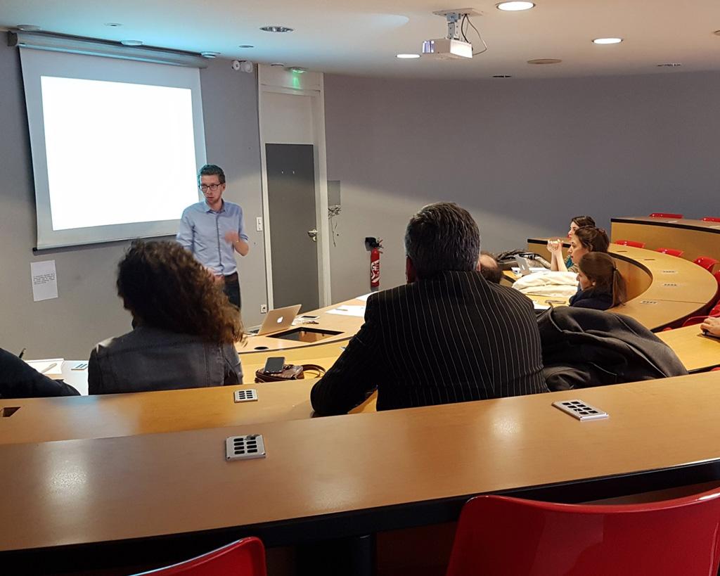 Amphithéâtre : Conférences et Workshops à Amiens