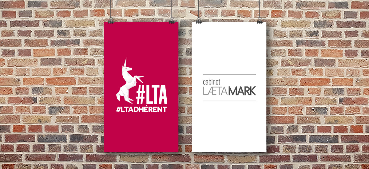Cabinet Laetamark spécialiste en propriété intellectuelle - Adhérent #LTA