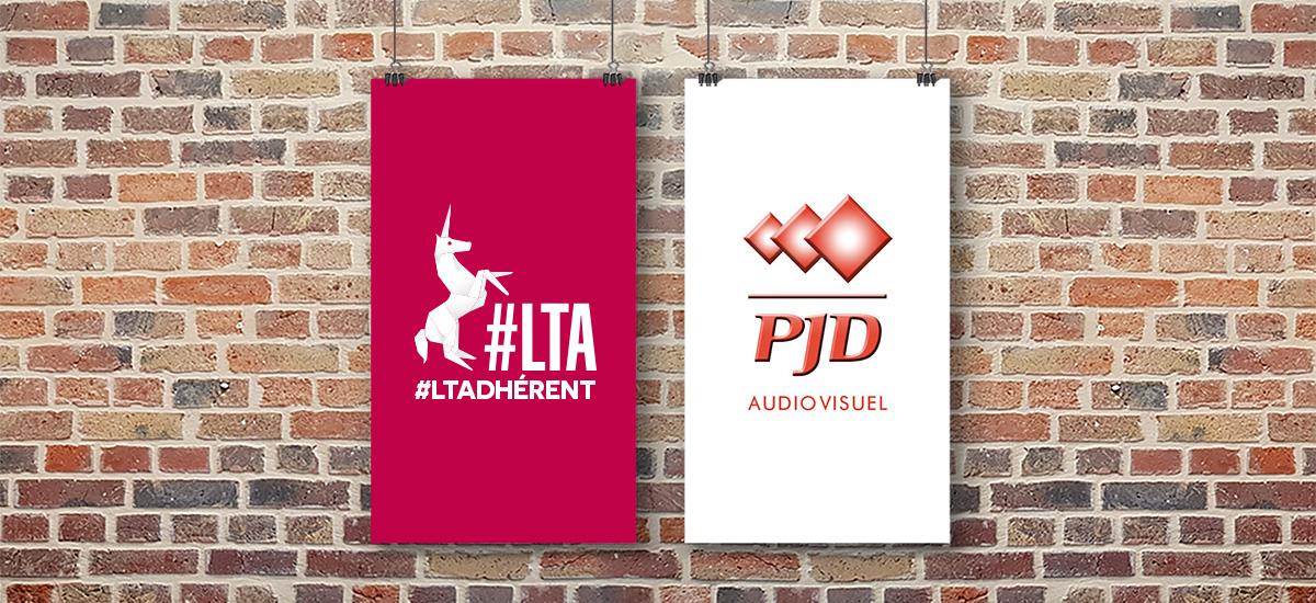PJD Audiovisuel, adhérent #LTA