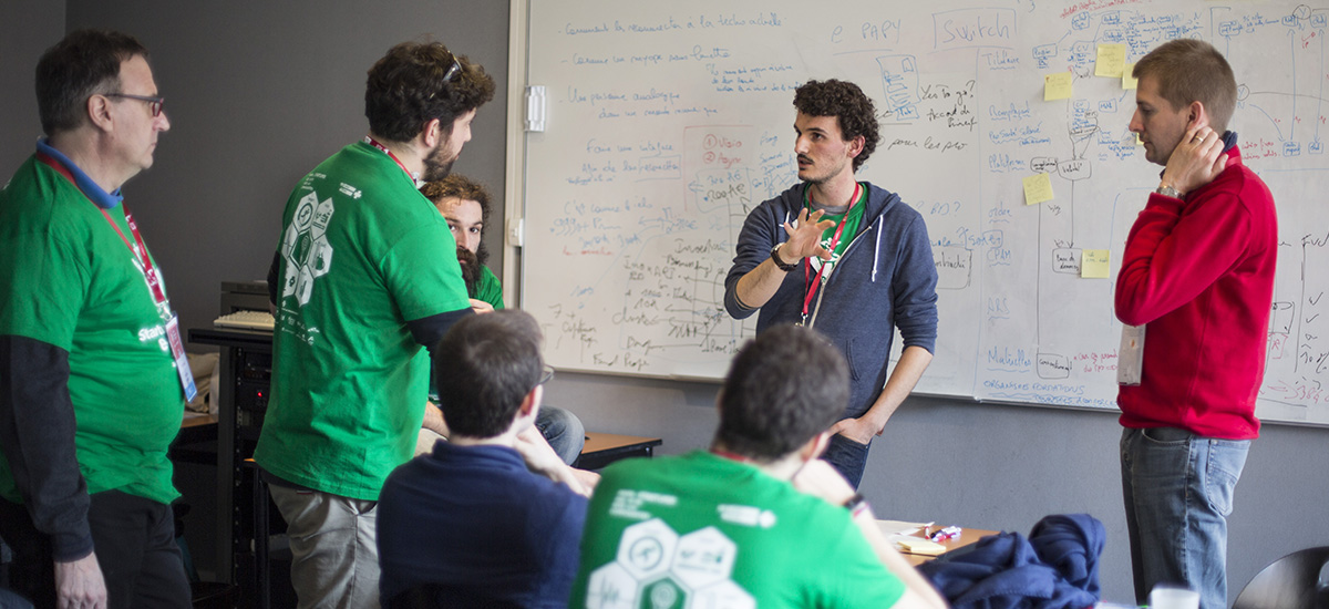 Les projets du Startup Weekend Amiens E-santé