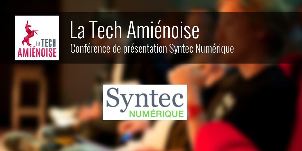 Event syntec numerique