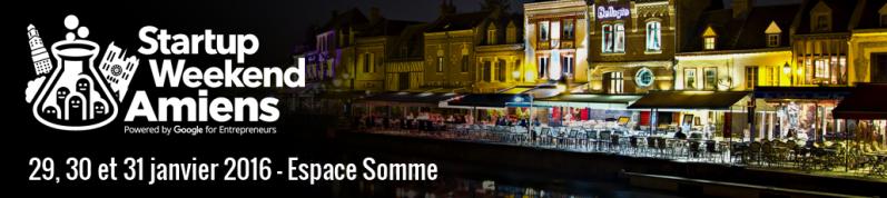 Startup week-end Amiens