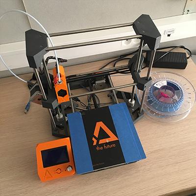 Imprimante 3D du User Lab