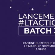 Lancement batch3 ltaction