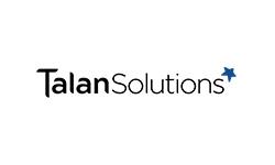 Logo talan solutions