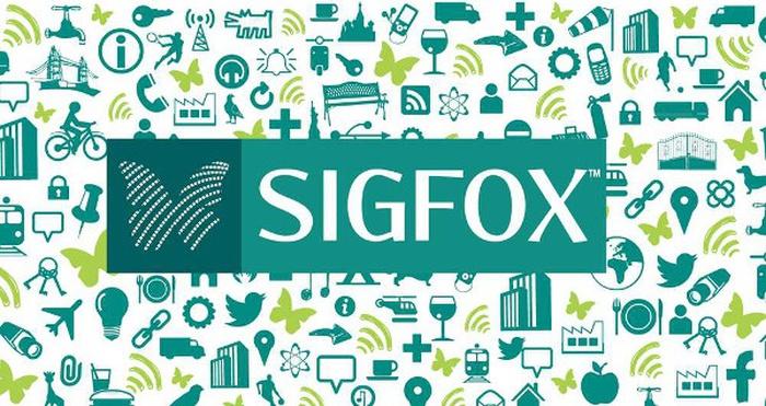 Sigfox objet connecte