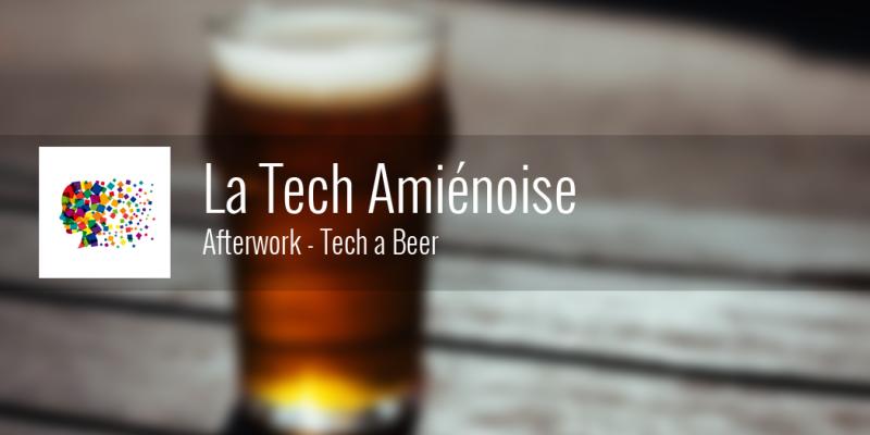 Tech a beer