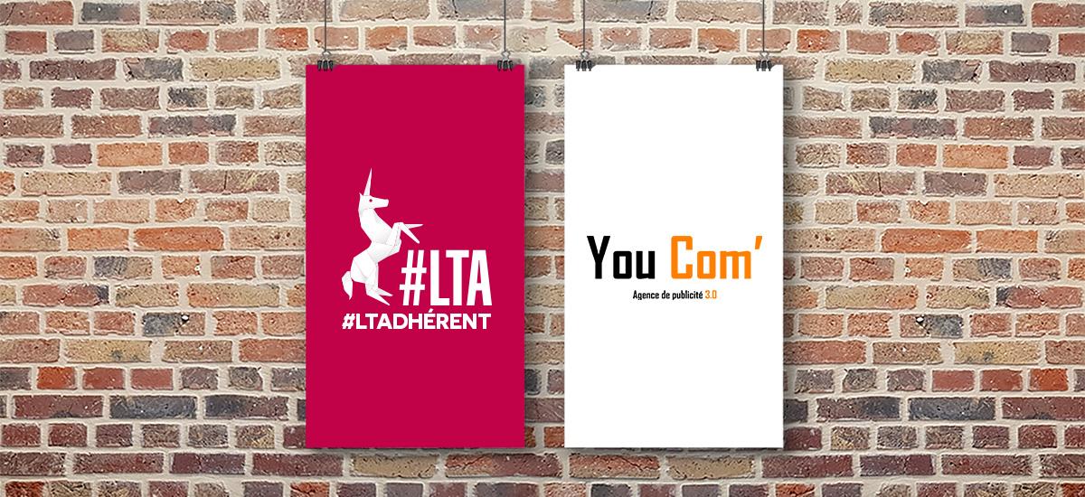 Youcom, agence de publicité à Amiens - Adhérent #LTA