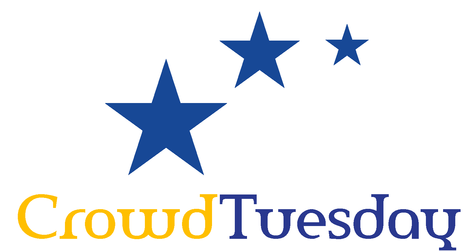 Crowdtuesday logodesign yellow final