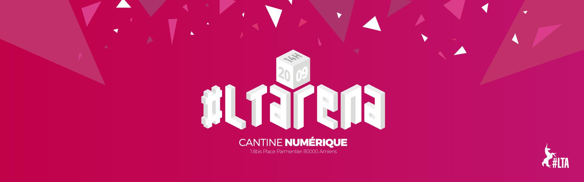 #LTArena : Kermesse Numérique