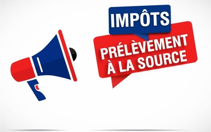 Prelevement source impot